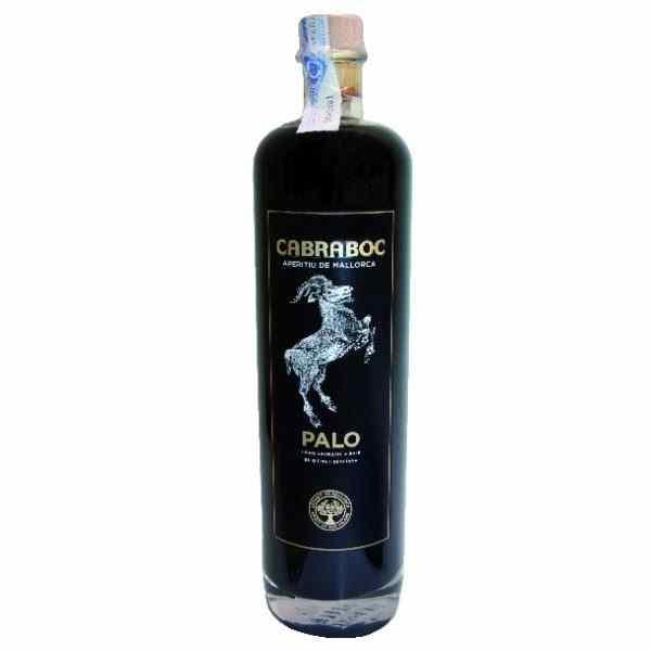 Can Gourmet - Feinkostgeschäft auf Mallorca; Feinkostgeschäft, Gourmet, Essig, Essige, Brände, Liköre, Hierbas, Gin, Öl, Trüffelöl, Olivenöl, Marmeladen, Mallorca, Cabraboc Palo 0,7l