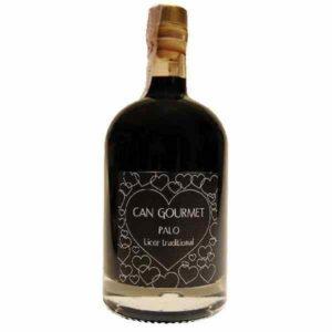Can Gourmet - Feinkostgeschäft auf Mallorca; Feinkostgeschäft, Gourmet, Essig, Essige, Brände, Liköre, Hierbas, Gin, Öl, Trüffelöl, Olivenöl, Marmeladen, Mallorca, Palo Can Gourmet 0,5l, 25%