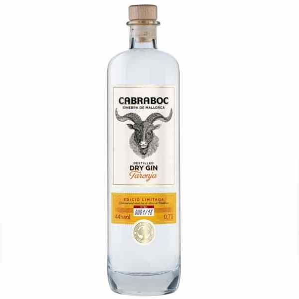 Cabraboc Dry Gin Taronja