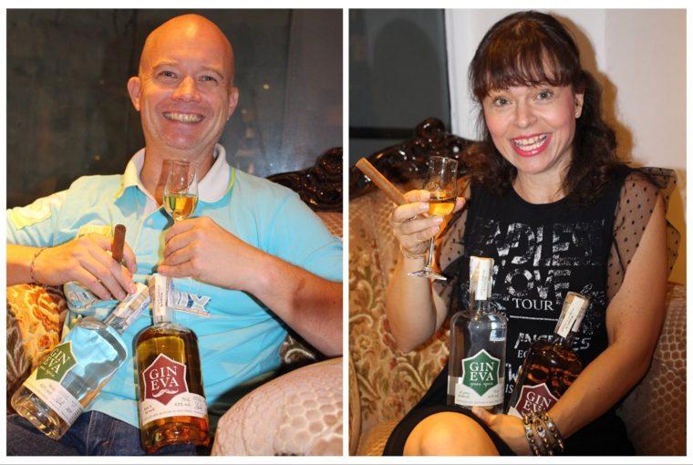 Die neuen Wintereditions von Gin Eva sind da, Old Tom und Green Spice