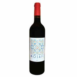 Mosaic Vino Tinto