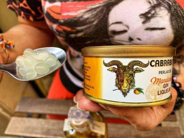 Cabraboc Gin PerlenCabraboc Gin Perlen
