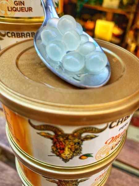 Cabraboc Gin Perlen