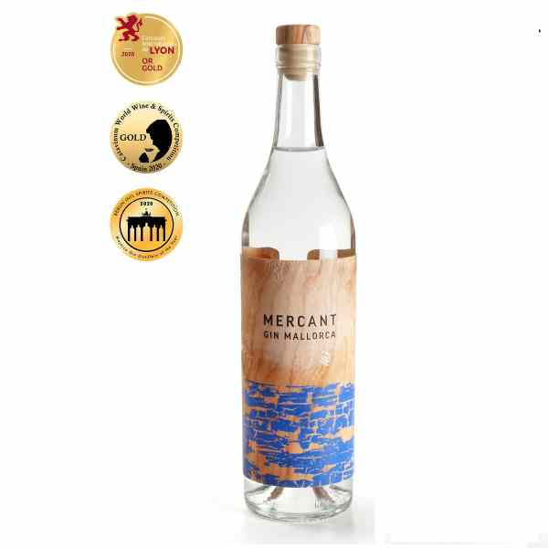 Mercant Gin 0,7l